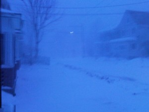 Winter storm - Feb 2, 2011