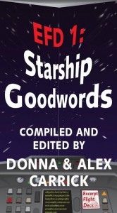 EFD1 Starship Goodwords Cover