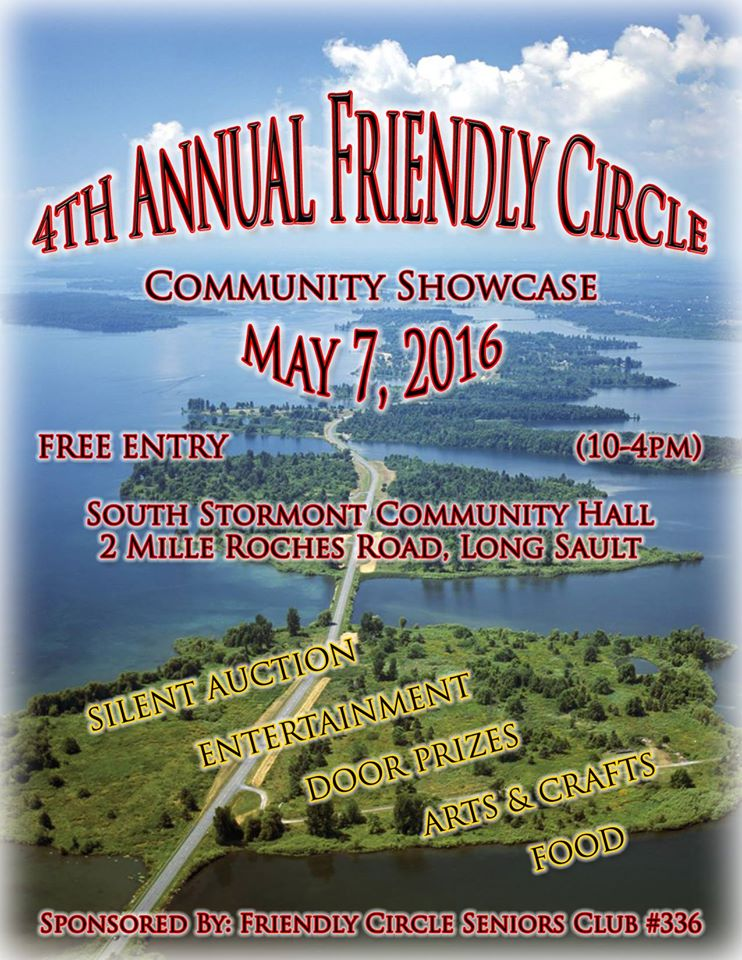 2016 Friendly Circle Showcase