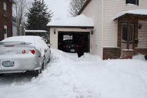 driveway dec 27 2012