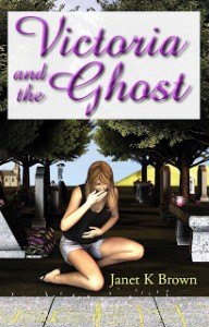 victoria and the ghost cover
