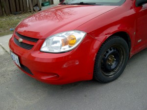 front fender damage 2