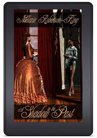 ebook cover on reader