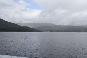 Loch Linnhe at Fort William