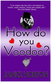 how do you voodoo cover