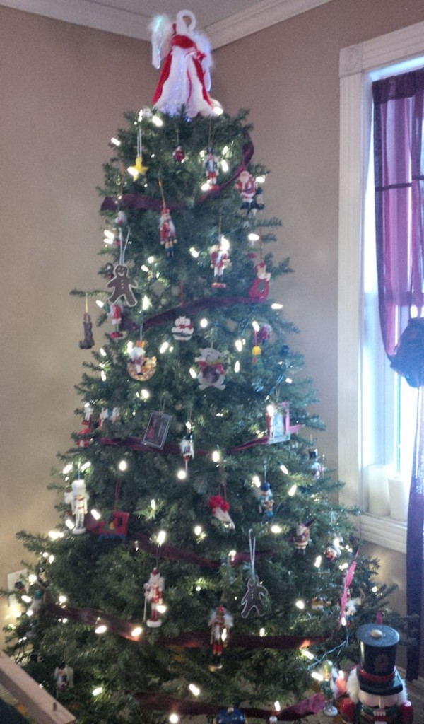 christmas tree (2013)