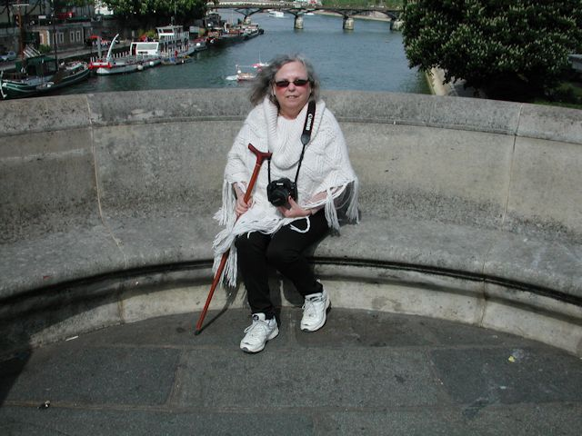 on the pont neuf