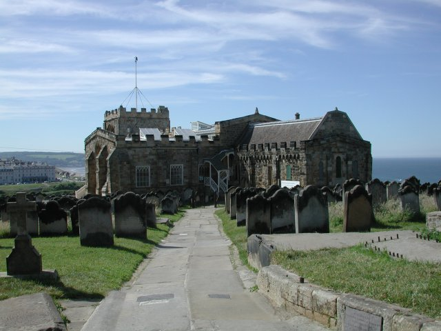 Whitby - Church of St Mary
