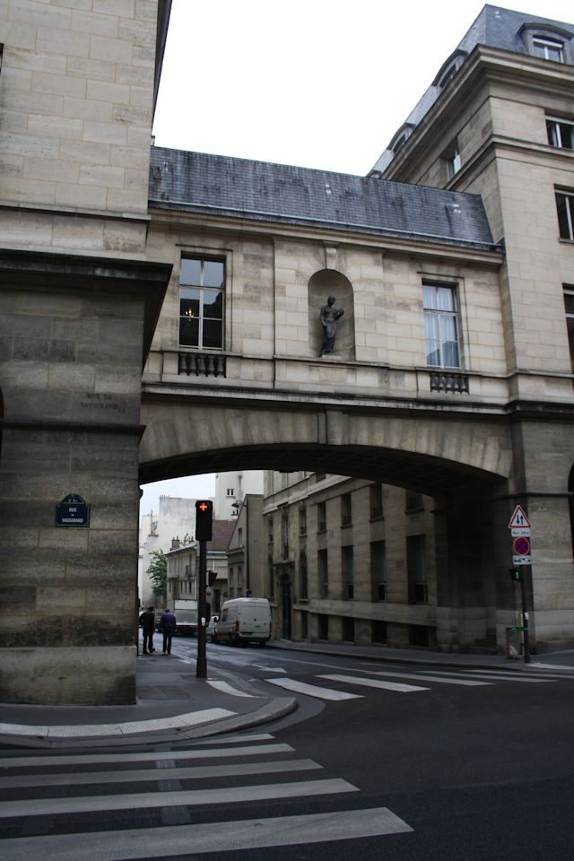 Rue Vaugirard at Rue Garanciere