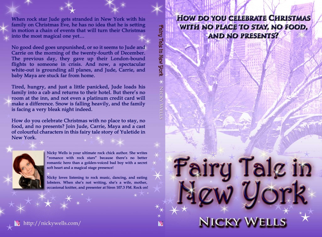 Fairy Tale in New York Paperback