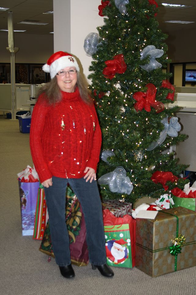 ugly Christmas jumper