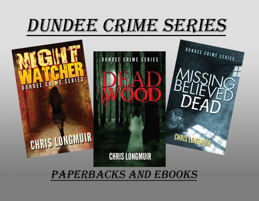 Dundee Crime Series New